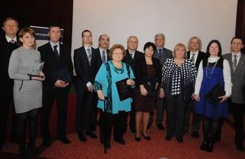 A Neumann János Számítógép-tudományi Társaság ELTE-s díjazottjai