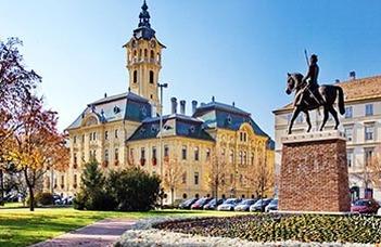Vonatos kirándulást szervez tagjainak az ELTE Nyugdíjas Klub Szegedre.
