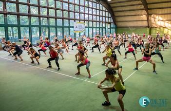Augusztusi edzések a BEAC-nál