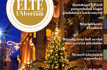ELTE UNIverzum –2019. december
