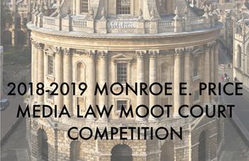 Nemzetközi médiajogi és szólásszabadsági perbeszédmondó verseny