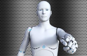 Hogyan nevet egy robot?