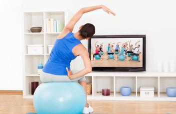 Online formában folytatódnak a dolgozói edzések