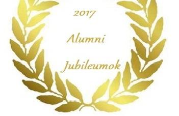 Alumnus évfordulók