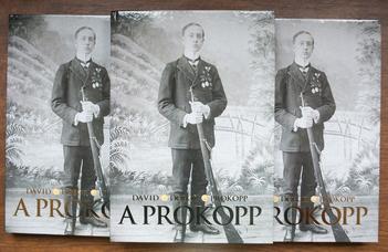 """Megjelent """"A Prokopp"""" című könyv"""