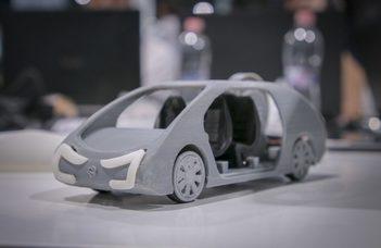 Így készült a Techtogether-nyertes kisautó