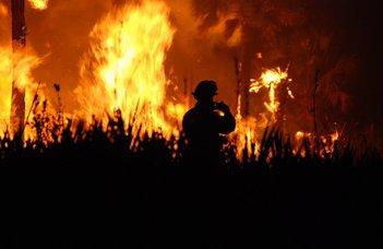 Az ausztrál bozóttüzek és a meteorológia