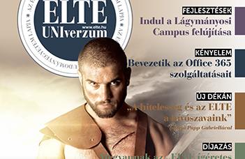 ELTE UNIverzum –2019. november