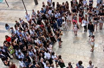 ELTE-s hallgatók részvétele a Kárpát-medencei Nyári Egyetemen