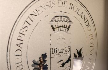 Hivatalba lépett az ELTE új rektori vezetése