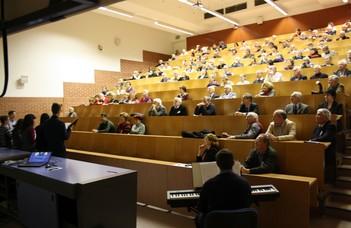 Alumni találkozót tartott a Kémiai Intézet