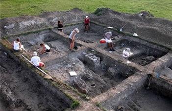 Régészeti tudásközpont Komáromban