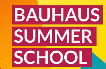 Bauhaus nyári egyetemi programok