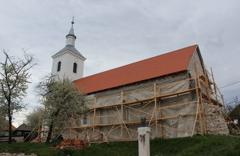 A református templom titkai