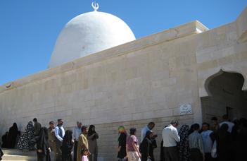Káin és Ábel a muszlim népi kultúrában
