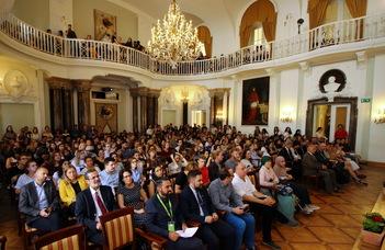 Nemzetközi hallgatók az ELTE-n