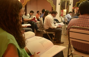 Pályázat anyanyelven folyó tanulmányi versenyek támogatására