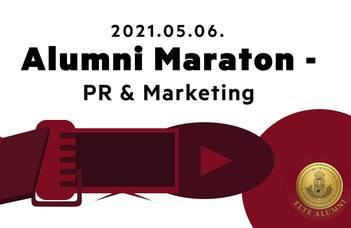 ELTE Média Alumni Maraton: PR & Online Marketing