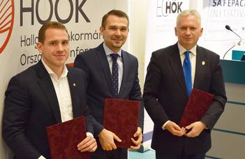A határokon átívelő magyar sportért