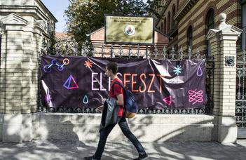 Az ELTEFeszt 2018 központi programja
