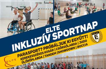 Az ELTE polgárai között a fogyatékossággal élőket is várják a rendezvényen.