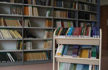 Hosszabb könyvtári nyitvatartás a TTK-n