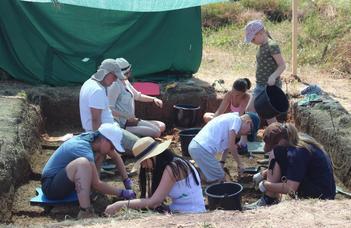 Többéves projekt indul az ősi leletekért