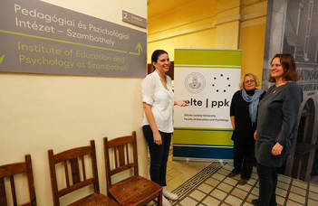 Szombathelyi szakemberekkel indul a pszichológia alapszak (Vaol.hu)