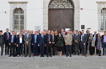 Magyar–szlovén rektori találkozó Koperben