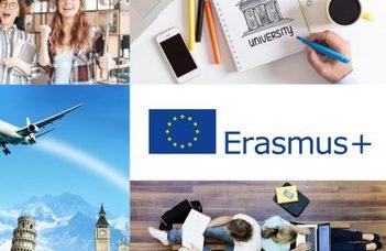 Erasmus+ munkatársi pályázat