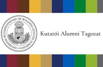 Kutatói Alumni Tagozat