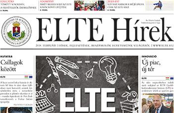 ELTE Hírek –2018. február