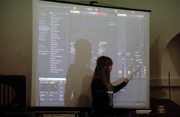 Elektronikus zene szeminárium indult Szombathelyen