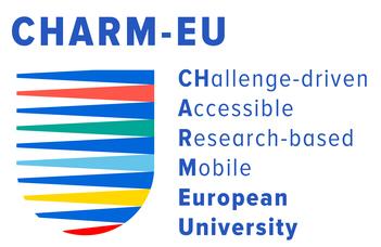 CHARM-EU az Erasmus Napokon