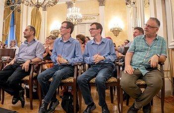 Kovács Dominik és Viktor újabb sikere