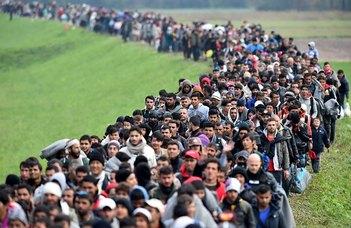 Migráció és klímaváltozás