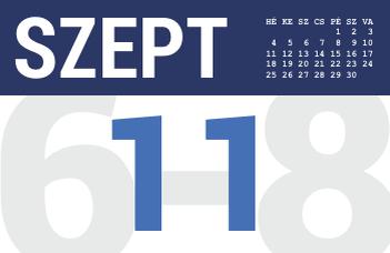 A 2017/2018-as tanév rendje