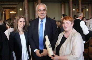 Magyar Örökség díjas a könyvtár