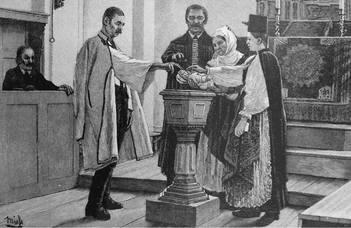 Papok a 18–20. századi lokális közösségekben