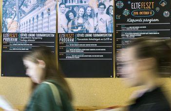 Ismét sikeres volt az ELTE pályaválasztó fesztiválja