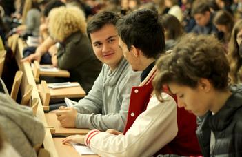Magyarországi részképzés a 2016/2017-es tanév tavaszi szemeszterére