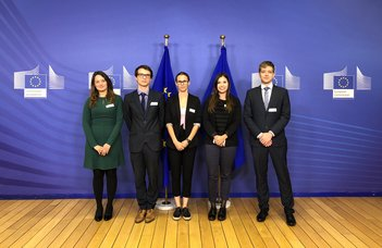 Újra az ÁJK-n az uniós jogi vándorkupa