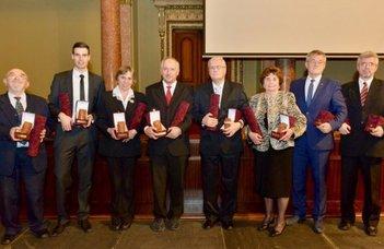 Idén tizenhetedik alkalommal adták át a Rátz Tanár Úr Életműdíjat