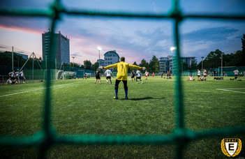 Az FC Laby lett az egyetem legjobb öregdiák csapata
