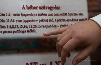 Fókuszban a magyarországi hebraisztikai kutatások