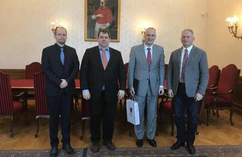 Az ELTE együttműködése Albániával