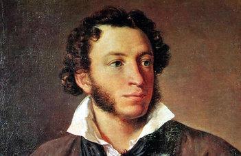 A kultikus orosz írónak, költőnek állítanak szobrot.