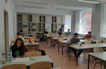 ELTE-s hallgatók a 27. IMC nemzetközi matematikaversenyen