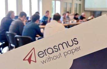 """Papírmentes"" Erasmus-mobilitás"