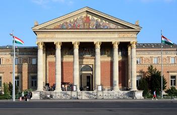 Az Osztrák-Magyar Monarchia festészetének megtekintésére a Műcsarnokba hívjuk nyugdíjas társainkat.